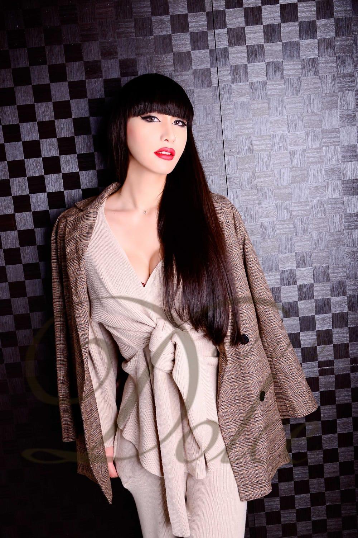 ロシアンハーフの美人な女王月雪エリカ様♡:Dolce ~ドルチェ~(新宿高級デリヘル)