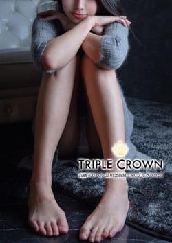 知花くらら似の、現役女子大生スタイルクイーン。:TRIPLE CROWN(銀座・汐留高級デリヘル)