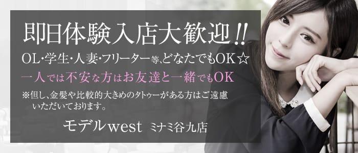モデルWEST ミナミ谷九店