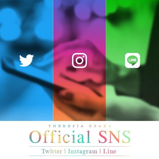 【公式】SNSアカウント登録キャンペーン:テレジア大阪(大阪高級デリヘル)